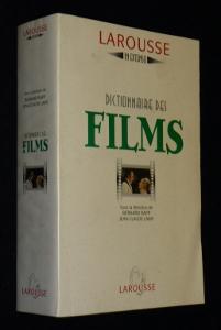 Dictionnaire des Films: Rapp Bernard,Lamy Jean-Claude