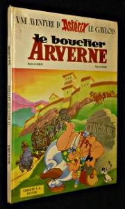 Le bouclier Arverne: Goscinny
