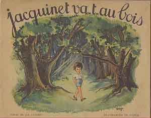 Jacquinet va-t-au bois: Laharpe J.-R.