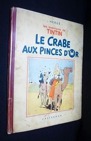Les aventures de Tintin. Le crabe aux: Hergé