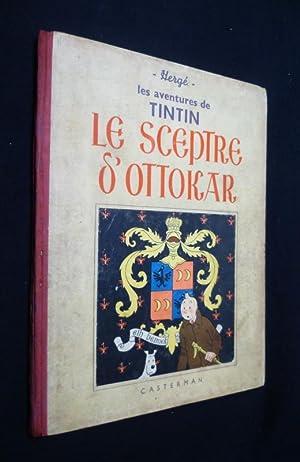 Les aventures de Tintin. Le sceptre d'Ottokar: Hergé