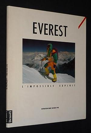 Everest : l'impossible exploit. Expédition Marc Batard,: Colombel Christine de