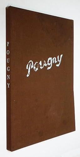 Pougny : Dix linogravures originales, 1914-1920. L'Atelier: Prévert Jacques
