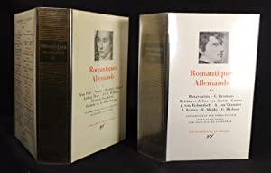 Romantiques Allemands (Tome I-II -La Pléiade): Grimm, Hoffmann E.T.A.,