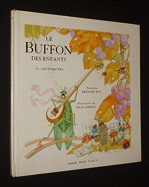 Le Buffon des enfants - II. Les: Roy Bernard