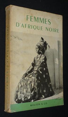 Femmes d'Afrique noire: Lebeuf Annie M.D.,