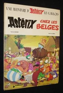 Astérix chez les Belges: Goscinny