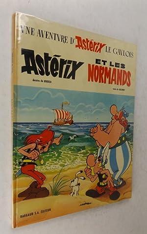 Astérix et les Normands: Goscinny