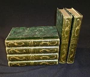 Lettres de Madame de Sévigné (6 volumes): Sévigné Madame de