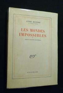 Les mondes impossibles: Maurois AndrÃ