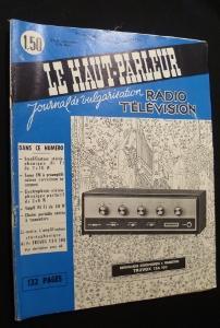 Le Haut-Parleur, n° 1080, 15 octobre 1964: Collectif
