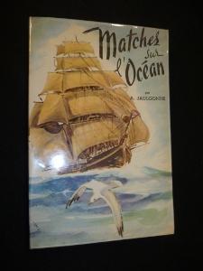 Matches sur l'Océan, course du thé, course: Jaulgonne A.