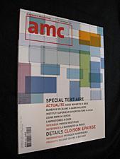 AMC, le Moniteur architecture, 155, octobre 2005: Collectif