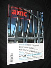 AMC, le Moniteur architecture, 154, septembre 2005: Collectif