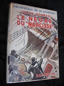 Le NÃ gre du 'Narcisse': Conrad Joseph