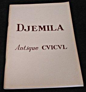 Djemila-Antique CUICUL: Leschi Louis