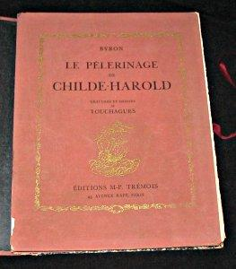 Le Pélerinage de Childe-Harold: Byron Lord