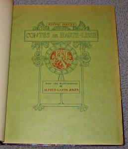 Contes de la Haute-Lisse: Doucet Jérome