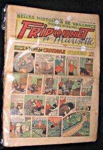 Fripounet et Marisette, belles histoires de vaillance, 1947: Collectif
