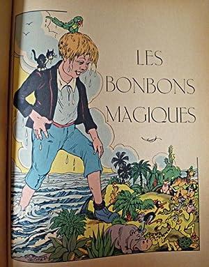 Les Bonbons magiques: Cocard Emmanuel