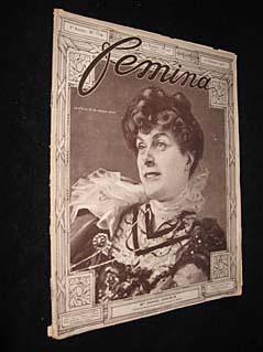 Femina, n°114, 5e année, 15 octobre 1905: Collectif