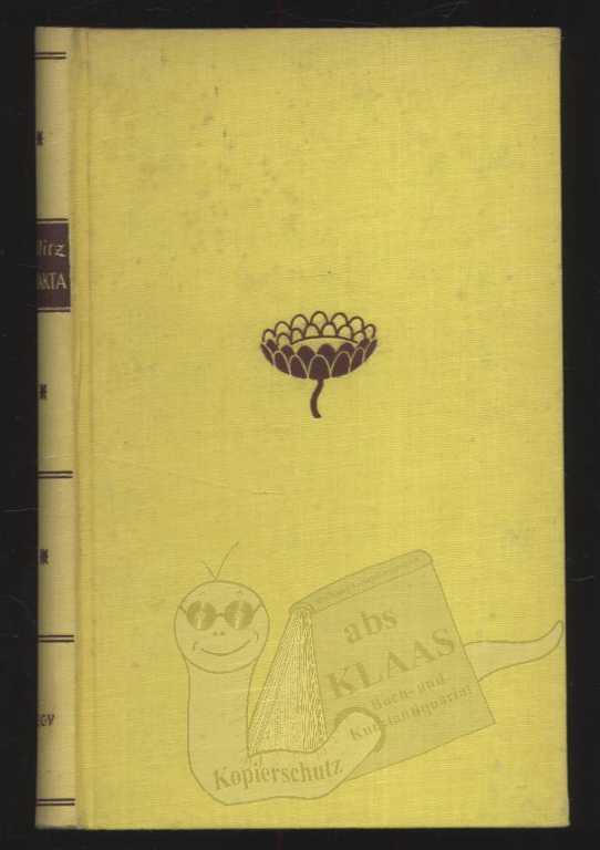 Bhakta. Eine indische Odyssee.: Eidlitz, Walther