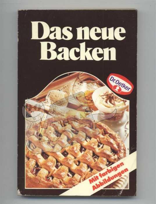 Das dr oetker kochbuch von oetker zvab for Kochbuch backen