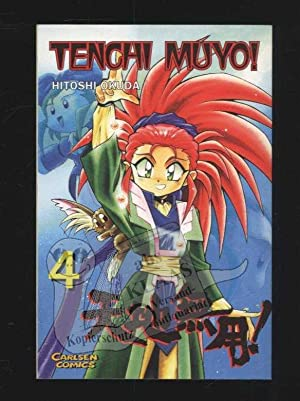 Tenchi Muyo! Band 4