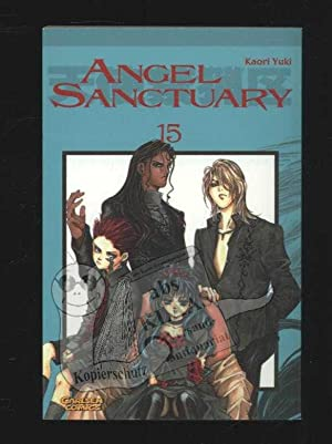 Angel Sanctuary. Band 15