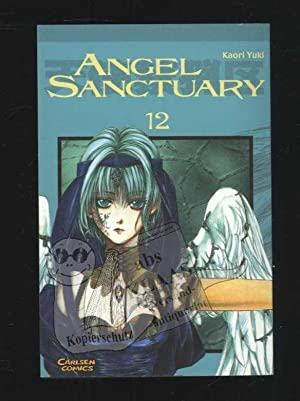 Angel Sanctuary. Band 12