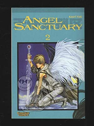 Angel Sanctuary. Band 2