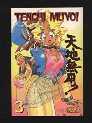 Tenchi Muyo! Band 3