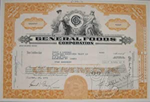 General Foods Corporation