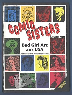 Comic Sisters. Bad Girl Art aus USA. Erstmals in Deutsch.