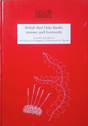 British red data books: mosses and liverworts: Church, J.M., Hodgetts,