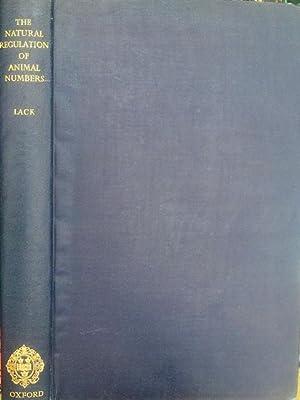 The natural regulation of animal numbers: Lack, David
