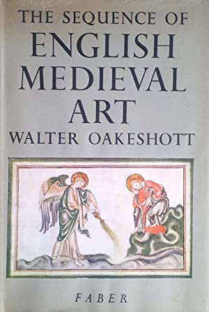 The sequence of English medieval art