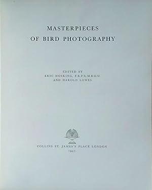 Masterpieces of bird photography: Hosking, E. &