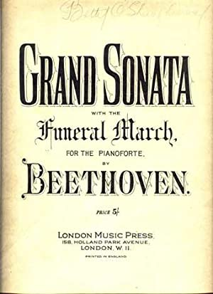Grand Sonata with the Funeral March: Beethoven, L. van