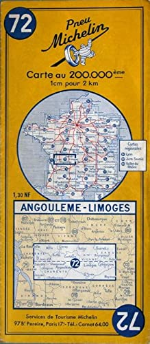 Angoulème - Limoges