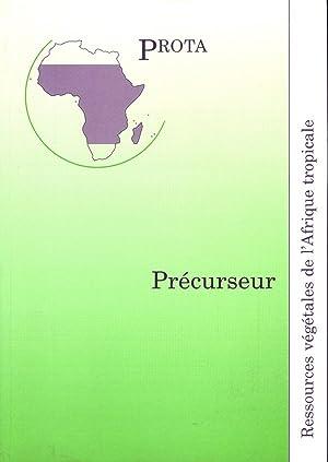 Ressources végétales de l'Afrique tropicale: Precurseur: Oyen, L.P.A. &