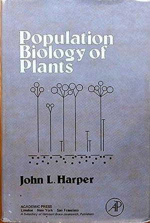 Population biology of plants: Harper, J.L.