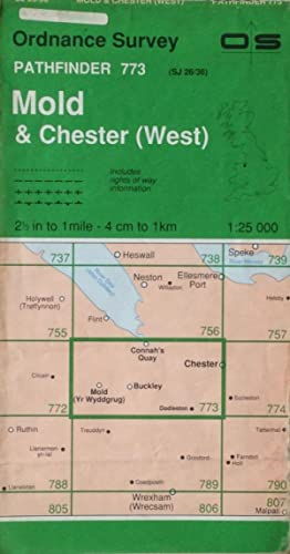 Mold & Chester (West) Pathfinder sheet 773