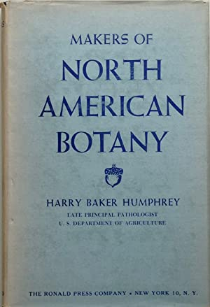 Makers of North American botany: Humphrey, H.B.