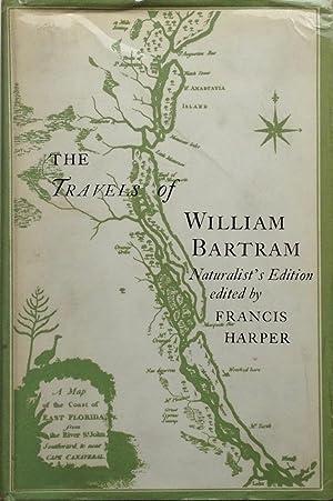 The travels of William Bartram: Harper, F. (ed.)