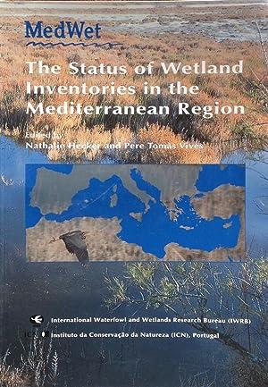 The status of wetland inventories in the: Hecker, N. &