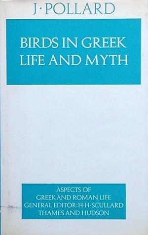 Birds in Greek life and myth: Pollard, J.