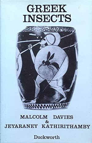 Greek insects: Davies, M. &