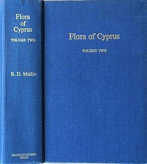 Flora of Cyprus (vol. 2): Meikle, R. Desmond