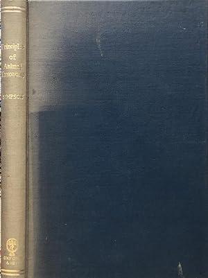 Principles of animal taxonomy: Simpson, G.G.